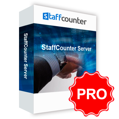 StaffCounter Server Pro StaffCounter Server – Verpakte software product