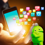 Mobile application development for Android